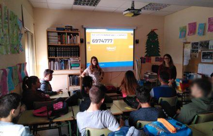 Taller Igualdad relaciones sanas Segovia