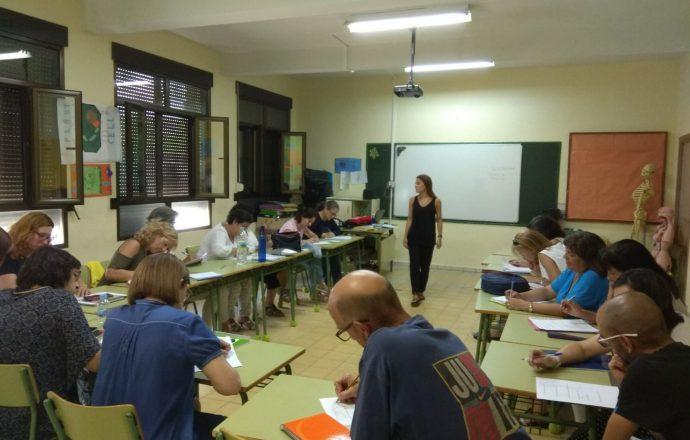 Sensibilización y formación al profesorado