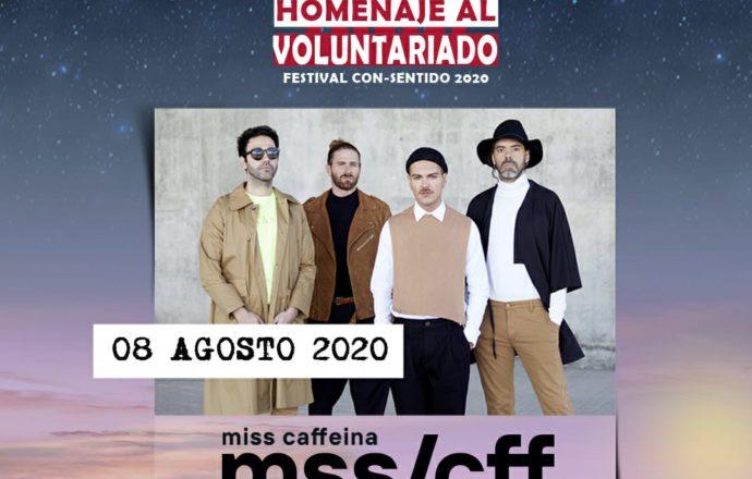 cartel del homenaje a voluntariado