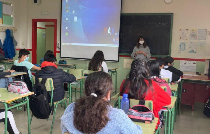 Taller de Igualdad en Madrid